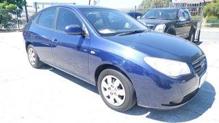 2006 Hyundai Elantra Blue Sedan.