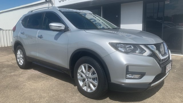 Used Nissan X-Trail T32 ST-L X-tronic 2WD Moorooka, 2017 Nissan X-Trail T32 ST-L X-tronic 2WD Silver 7 Speed Constant Variable Wagon