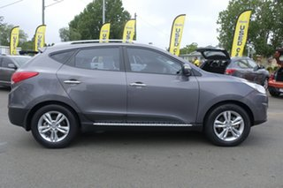 2013 Hyundai ix35 LM2 Elite AWD Grey 6 Speed Sports Automatic Wagon.