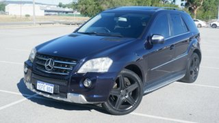 2010 Mercedes-Benz M-Class W164 MY10 ML350 Blue 7 Speed Sports Automatic Wagon.
