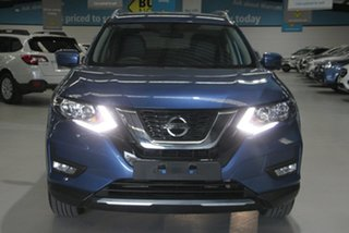 2018 Nissan X-Trail T32 Series 2 ST-L 7 Seat (2WD) Blue Continuous Variable Wagon