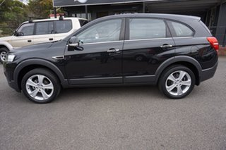 2015 Holden Captiva CG MY15 7 LS Black 6 Speed Sports Automatic Wagon.