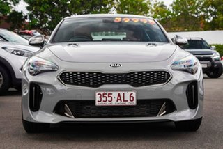 2019 Kia Stinger CK MY20 GT Fastback Ceramic Grey 8 Speed Sports Automatic Sedan