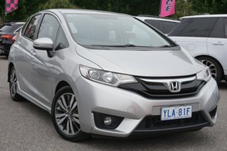 2016 Honda Jazz GF MY16 VTi-S Silver 1 Speed Constant Variable Hatchback.
