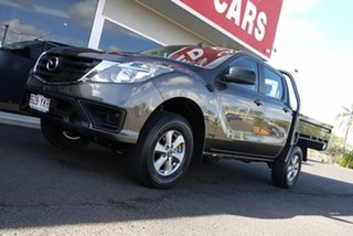 2018 Mazda BT-50 UR0YG1 XT Bronze 6 Speed Sports Automatic Utility.