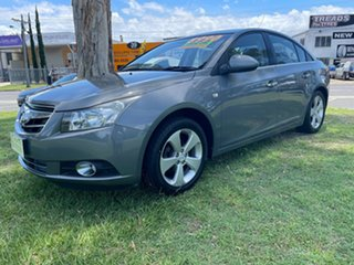 2010 Holden Cruze JG CDX 6 Speed Sports Automatic Sedan.