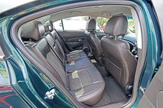 2016 Holden Cruze JH Series II MY16 SRI Z-Series Green 6 Speed Sports Automatic Sedan