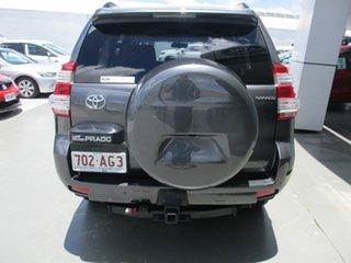 2017 Toyota Landcruiser Prado KAKADU Grey Automatic Wagon.