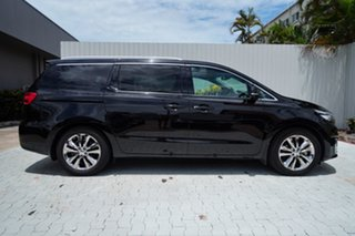 2017 Kia Carnival YP MY17 Platinum Black 6 Speed Sports Automatic Wagon.