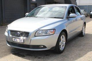 2008 Volvo S40 MY09 2.4 S 5 Speed Auto Geartronic Sedan.