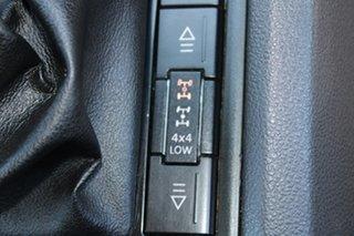 2012 Volkswagen Amarok 2H MY12 TDI400 4Mot Trendline White 6 Speed Manual Cab Chassis