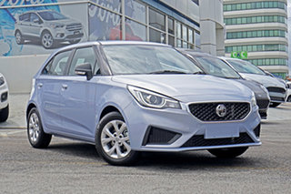 2020 MG MG3 SZP1 MY20 Core Silver 4 Speed Automatic Hatchback.