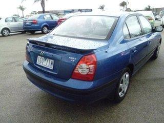 2006 Hyundai Elantra XD MY05 FX Blue 4 Speed Automatic Sedan