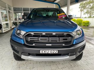 2020 Ford Ranger Raptor Blue Sports Automatic Double Cab Pick Up.