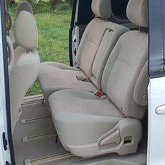 2004 Toyota Tarago ACR30R MY03 Ultima White Pearl 4 Speed Automatic Wagon