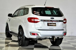 2016 Ford Everest UA MY17 Trend White 6 Speed Automatic SUV