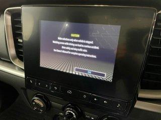 2020 Mazda BT-50 TFS40J XT Blue 6 Speed Manual Cab Chassis