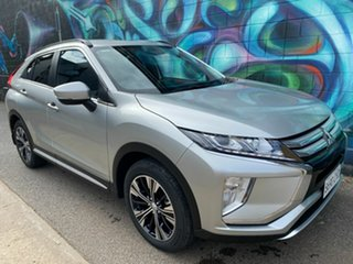 2020 Mitsubishi Eclipse Cross YA MY20 LS 2WD Sterling Silver 8 Speed Constant Variable Wagon.