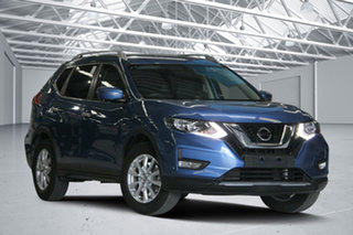 2018 Nissan X-Trail T32 Series 2 ST-L 7 Seat (2WD) Blue Continuous Variable Wagon.