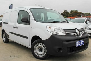 2017 Renault Kangoo F61 Phase II Maxi LWB White 6 Speed Manual Van