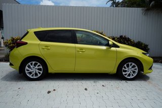 2015 Toyota Corolla ZRE182R Ascent Sport Citrus 6 Speed Manual Hatchback.