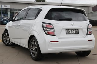 2018 Holden Barina TM MY18 LS White 6 Speed Automatic Hatchback.