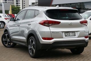 2016 Hyundai Tucson TLE Elite R-Series (AWD) Silver 6 Speed Automatic Wagon.