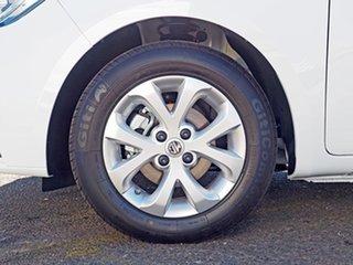 2020 MG MG3 SZP1 MY20 Core White 4 Speed Automatic Hatchback