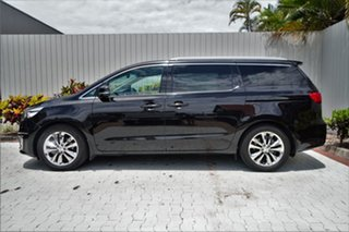 2017 Kia Carnival YP MY17 Platinum Black 6 Speed Sports Automatic Wagon