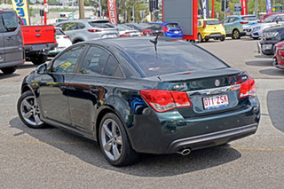 2016 Holden Cruze JH Series II MY16 SRI Z-Series Green 6 Speed Sports Automatic Sedan.
