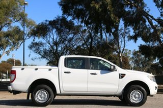 2015 Ford Ranger PX XL White 6 Speed Sports Automatic Utility