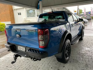 2020 Ford Ranger Raptor Blue Sports Automatic Double Cab Pick Up