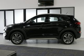 2017 Hyundai Tucson TL MY18 Active X (FWD) Ebony Black 6 Speed Automatic Wagon