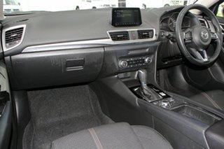 2017 Mazda 3 BN5438 SP25 SKYACTIV-Drive Black 6 Speed Sports Automatic Hatchback