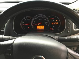 2011 Nissan Maxima J32 350 TI Black Continuous Variable Sedan