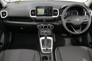 2020 Hyundai Venue QX.V3 MY21 Elite Polar White 6 Speed Automatic Wagon.