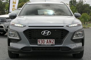 2020 Hyundai Kona OS.3 MY20 Go 2WD Lake Silver/grey Clo 6 Speed Sports Automatic Wagon