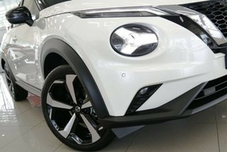 2020 Nissan Juke F16 ST-L DCT 2WD Ivory Pearl 7 Speed Sports Automatic Dual Clutch Hatchback