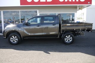 2018 Mazda BT-50 UR0YG1 XT Bronze 6 Speed Sports Automatic Utility