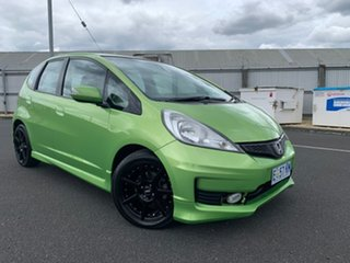 2012 Honda Jazz GE MY12 VTi-S 5 Speed Sports Automatic Hatchback
