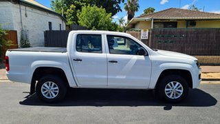 2015 Volkswagen Amarok 2H MY15 TDI420 (4x2) White 8 Speed Automatic Dual Cab Utility