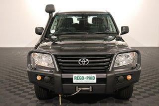 2015 Toyota Landcruiser VDJ200R MY13 GX Graphite 6 speed Automatic Wagon.