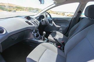 2013 Ford Fiesta WT CL Purple 5 Speed Manual Hatchback