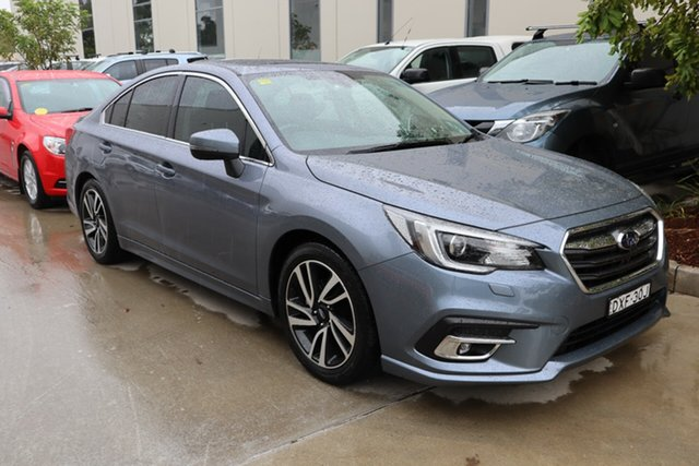 Used Subaru Liberty B6 MY18 2.5i CVT AWD Premium Castle Hill, 2018 Subaru Liberty B6 MY18 2.5i CVT AWD Premium Grey 6 Speed Constant Variable Sedan