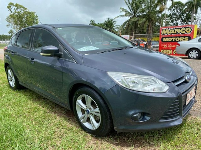 Used Ford Focus LW MkII Trend PwrShift Pinelands, 2013 Ford Focus LW MkII Trend PwrShift Grey 6 Speed Sports Automatic Dual Clutch Hatchback