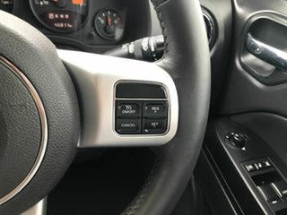 2015 Jeep Compass MK MY16 Sport CVT Auto Stick Silver 6 Speed Constant Variable Wagon