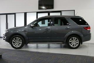 2016 Ford Territory SZ MK2 TS (4x4) Grey 6 Speed Automatic Wagon