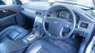 2008 Volvo S80 A Series MY08 AWD Silver 6 Speed Sports Automatic Sedan