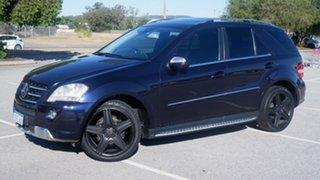 2010 Mercedes-Benz M-Class W164 MY10 ML350 Blue 7 Speed Sports Automatic Wagon