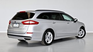 2015 Ford Mondeo MD Ambiente Silver 6 Speed Sports Automatic Wagon.